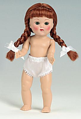 Ginny Doll Reissue Redhead Braids 120