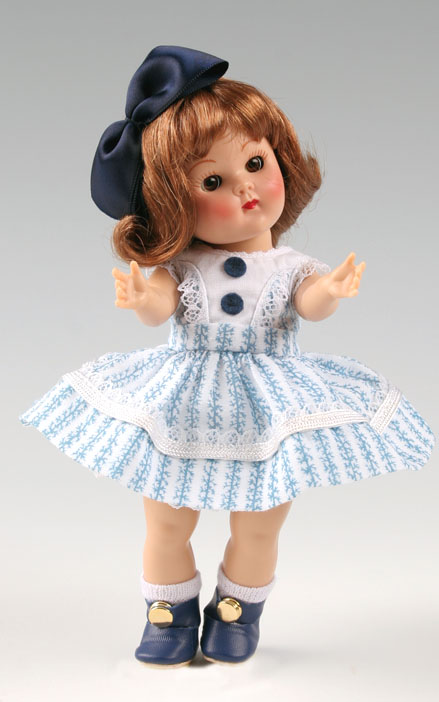 Neue Vintage Reproduktion Ginny Dolls