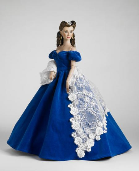 Gone With The Wind Portrait Scarlett Doll Tonner 2010
