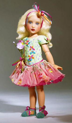 Olivia Primavera Blonde Doll 2012 Helen Kish