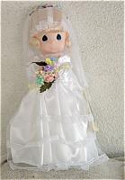 PMC0040 Precious Moments Co. Jessi Bride Doll 1989