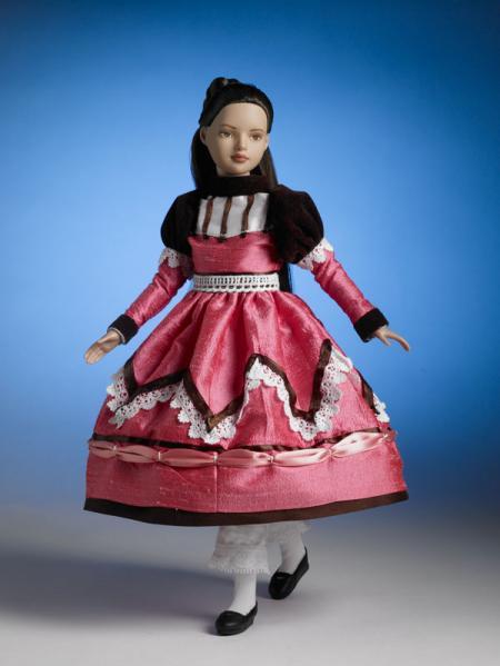 new york city nutcracker ballet marie doll tonner 2008
