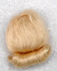 VOG0010D Light Blonde Mohair Wig for Vintage Vogue Ginny Dolls