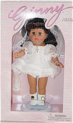 VOG1343B Vogue 1998 Hispanic Communion Modern Ginny Doll