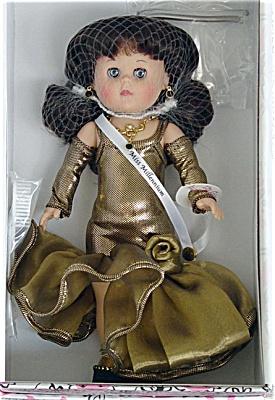VOG1411 1999 Vogue Miss Millennium Century Modern Ginny Doll