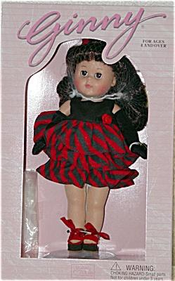 VOG1423A Vogue Modern Ginny Discovers Madrid Doll 1999