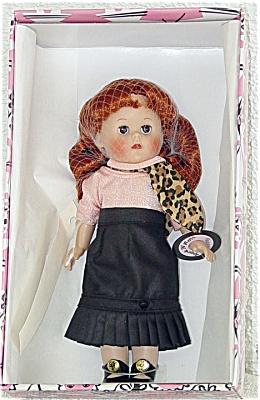 0VOG1706 Vogue 2001 Ko Ko Bop Modern Ginny Rock and  Roll Doll