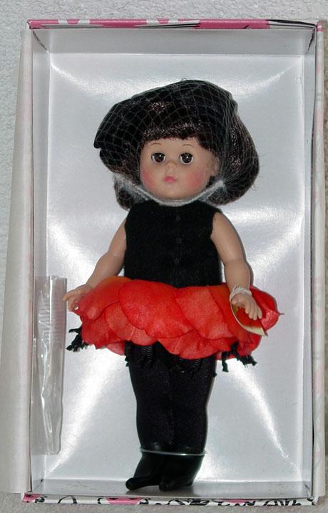 VOG1711 Vogue Oriental Poppy Modern Ginny Doll 2001