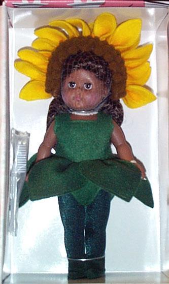 VOG1714 Vogue Sunflower Modern Ginny Doll 2001