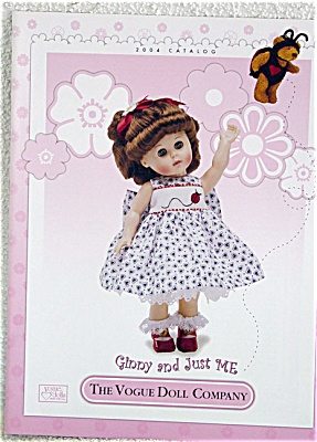 VOG2100A Vogue 2004 Ginny and Just Me Doll Catalog