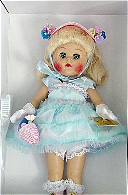 VOG2156 Vogue 2004 Easter Sunday Ginny Doll