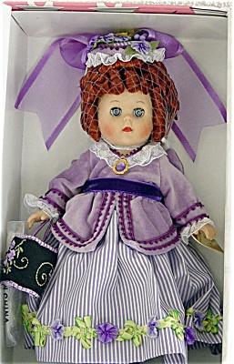 VOG2215 2005 Vogue Lavender 1870 Victorian Ginny Doll