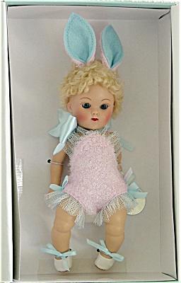 0VOG2230 Vogue 2005 Crib Crowd Pink Bunny Vintage Repro Ginny Doll