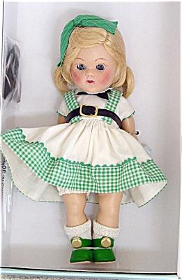 VOG2237A Vogue Blonde Kindergarten Hope Vintage Repro Ginny Doll 2005