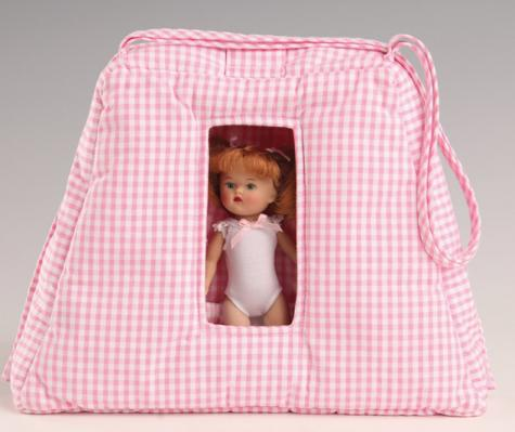 VOG2637 Vogue Carrying Case for Mini Ginny Dolls 2010