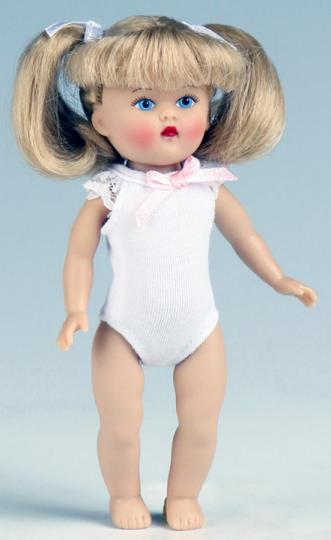 VOG2711 Vogue Blonde Dress Me Mini Ginny Doll 2010