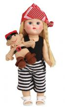 0VOG2598 Vogue Vintage Repro Ginny Doll Pirates Ahoy! Girl Outfit Only 1