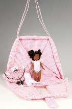 VOG2637 Vogue Carrying Case for Mini Ginny Dolls 2010 1