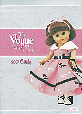 0VOG2400 Vogue 2007 Ginny Doll and Accessories Catalog