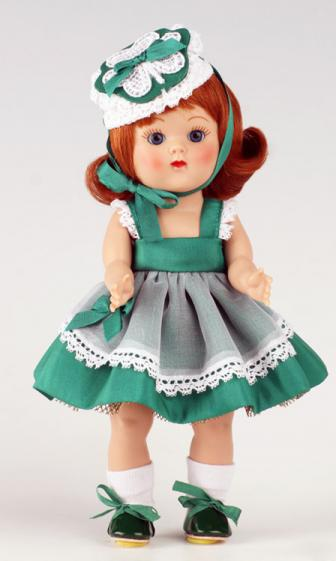1VOG2825 Vogue Patty Vintage Repro Ginny Doll 2011