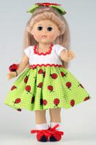0VOG2806A Vogue 2011 Cute as a Bug Modern Ginny Doll 1