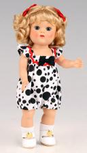 VOG2833A Vogue Cute as a Bubble Vintage Repro Ginny Doll Outfit Only 1