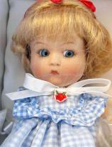VOG2895A Vogue Alice Leverett UFDC  Just Me Doll Only, 2012 1