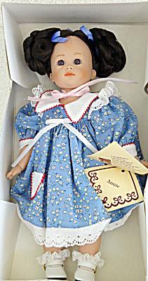 AHG0001 1993 Hildegarde Gunzel Kid Annie Doll by Madame Alexander