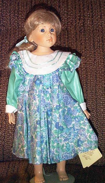 AHG0002 Hildegarde Gunzel 1993 Hope Doll by Madame Alexander