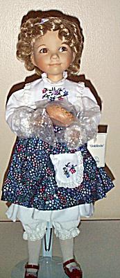 DEA0001 Ashton-Drake 1989-90 Goldilocks Doll by Dianna Effner