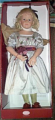 GHG0002 Gotz Hildegarde Gunzel Juliet Artist Doll 2002