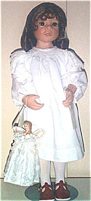 GKR0013 Good-Kruger Tree -Top Angel Doll 1996