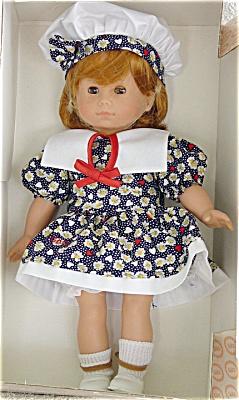 GOZ0011 Gotz Cindy 13 Inch Doll 1998
