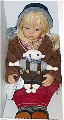 GSE0011 2000 Gotz Susie Eimer Dorle Artist Doll