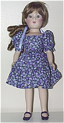 HOY0001 Mary Hoyer Custom Designed Doll 1997