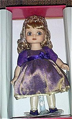 MAO0001 Marie Osmond 2002 Vinyl Belle of the Ball Doll