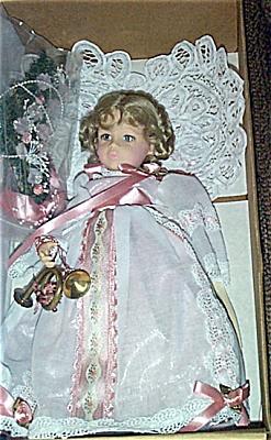 MPO0007 Pittsburgh Originals Gabrielle Angel Doll 1994