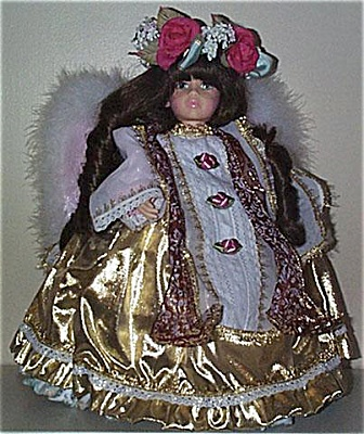 MPO0022 Pittsburgh Originals Saranade Angel Doll 1995