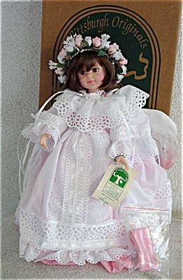 MPO0100B Pittsburgh Originals Chris Miller Vanya Angel Doll 1996