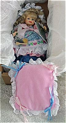 MPO0136 Pittsburgh Originals Little Miss Muffet Doll Chris Miller
