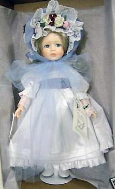 ROW0125 Robin Woods Susan Blue Doll 1987