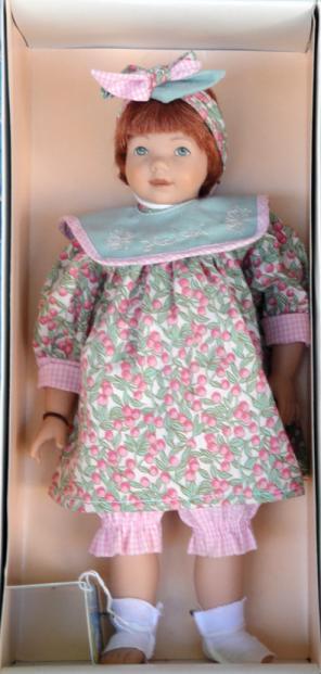 OTT0081 Heidi Ott Dream Kid Bonnie Doll 1994-95