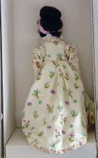 GIB0007 Susan Gibson Dolly Madison First Lady Doll c. 1986-88 2