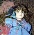 ROW0016 Robin Woods Gone with the Wind Melanie Valentine Doll 1990 1