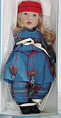 ZWE0003 Zwergnase 2004 Leenjie Artist Doll