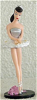 ENB0007A Enesco Classic Barbie Love Ballerina PVC Figurine 1994