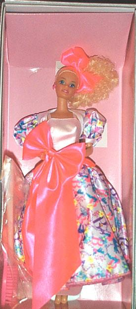 MAT0011 1990 Mattel Barbie Style Made for Applause NRFB