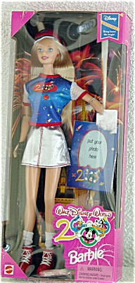 MAT0304 Walt Disney World 2000 Bring Home the Magic Barbie Doll