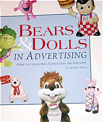 ATT0001 Reed, Bears and Dolls in Advertising Book 1998