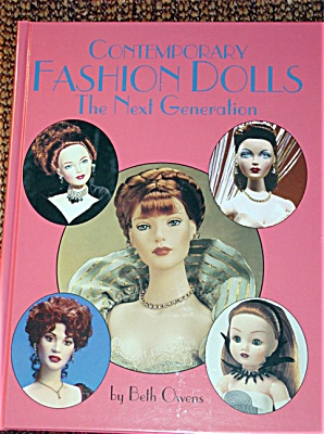HOB0018 B. Owens, Contemporary Fashion Dolls The Next Generation Book